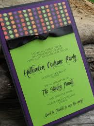 ideas for halloween party invitations diy party invitations u2013 gangcraft net