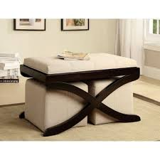 Ottoman Table Combination Coffee Table Nesting Coffee Table Ottoman Table Combo Coffee Table