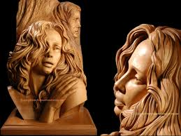 longing wood sculpture fred zavadil woodcarving and sculpting