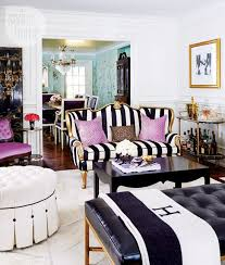 Black And White Chair And Ottoman Design Ideas How To Decorate With Patterns 3 Major Secrets Oly Studio