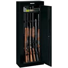 Stack On In Wall Gun Cabinet 8 Gun Security Cabinet