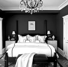 renovation black bedrooms modern chandelier white mattress pillows