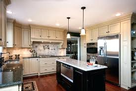 kitchens with different colored islands kitchen island different color than cabinets advertisingspace info