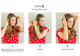 a quick and easy hairstyle i can fo myself 10 easy ways to style hair the everygirl