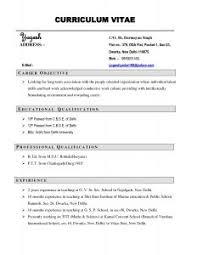 job apply resume model resume model resume for teachers mansions