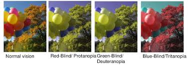 Red Green Blind Color Blind U2013 Darwin U0027s Finch