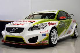 volvo race car 2010 volvo c30 stcc race car officially unleashed