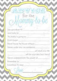baby shower advice cards baby shower advice cards by thatpairofcrutches on etsy baby