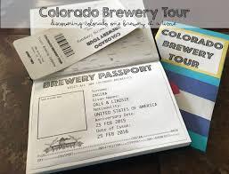 Colorado Breweries Map by Our Colorado Brewery Tour Mom U0027s Bistro