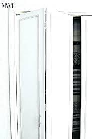 Replace Bifold Closet Doors With Sliding Sliding Folding Closet Doors Closet Door Designs Replace Bifold