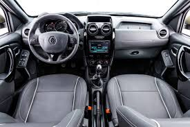 renault interior renault duster oroch duster pick up interior launched in brazil
