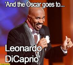 Leonardo Dicaprio Meme Oscar - leonardo dicaprio finally wins an oscar and the internet went nuts