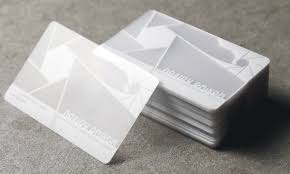 Clear Business Cards Canada Transparency Business Cards Anuvrat Info
