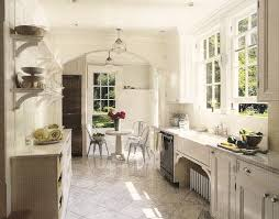 kitchen excellent white kitchen decor with white wood floor and