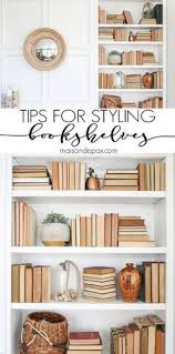 decorating bookshelves decorate bookcase decorating and books