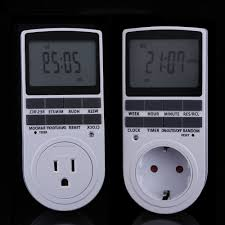 24 hr timer light switch us eu plug portable plug in digital timer 24h 7day week with lcd
