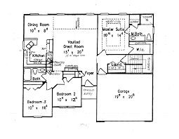 floor plans for homes one story build your ranch style home