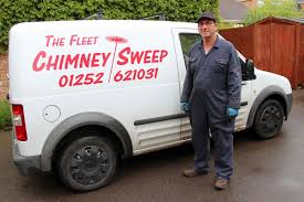 the fleet chimney sweep u2013 for a clean and reliable service