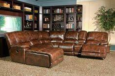 Brown Leather Sectional Sofa by Sectional Brown Leather Reclining Sofa Sets With Brown Sectional