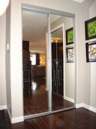 Glass Doors For Closets Wood Sliding Closet Doors Mirror For Bedrooms Bifold Ikea