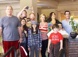 modern family cast through the years