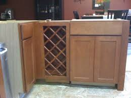 wine rack kitchen island the best wine rack cabinet in kitchen island installing inch base