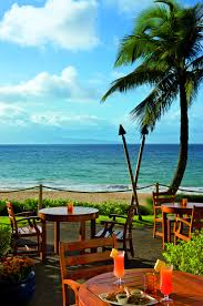 maui beach wedding u0026 reception venues the ritz carlton kapalua