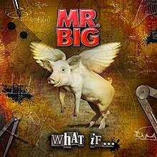 big photo album what if mr big album