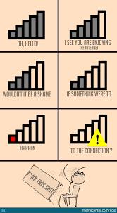 Internet Connection Meme - connection problem by xoid meme center