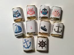 sailor baby shower nautical theme sailor baby shower birthday candy wrappers hershey