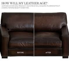 Sofa And Loveseat Leather Turner Square Arm Leather Sofa Pottery Barn