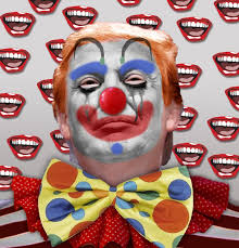 happy birthday creepy clown scary what is up with those creepy clowns two words donald
