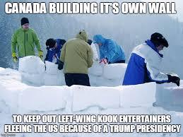 Canada Snow Meme - canada imgflip