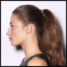ponytail hair pumped up ponytail hair tutorial makeup