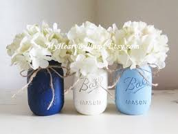 jar baby shower centerpieces nautical theme jars baby shower centerpiece baby boy