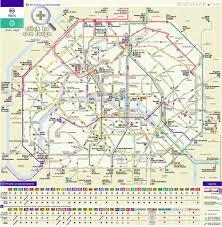 Map A Trip Best Of Paris One Day Trip Sights Paris Top Tourist Attractions