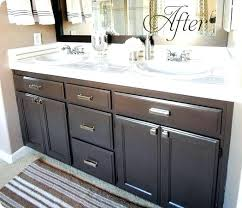 how to paint bathroom cabinets white painting bathroom cupboards large size of bathrooms cabinets with