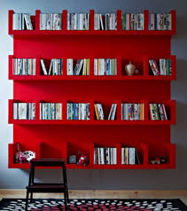 Small Red Bookcase 16 Best Shelf Images On Pinterest Book Shelves Shelf And Books