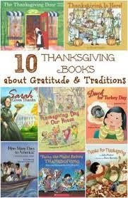 Thanksgiving Stories For Kindergarten