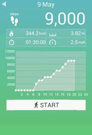 pedometer app for android 10 best android pedometer apps