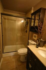 contemporary small bathroom remodel on a budget property in