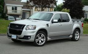 ford sports truck ford explorer sport trac photos and wallpapers trueautosite