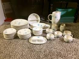 franciscan dishes my best haul yet 42 franciscan starburst dinnerware for 50