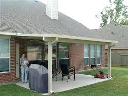 aluminum patio covers sears aluminumpatiocovers aluminum patio