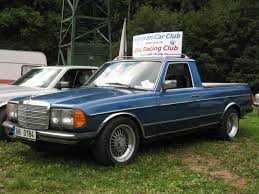 mercedes pickup w123 pick up mercedes benz forum