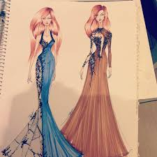 fashion illustration by lhenvil paneda on we it