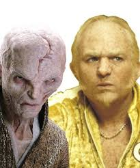 Goldmember Meme - snoke and goldmember look similar it was all i could think about
