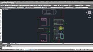 Auto Cad Floor Plan by Autocad Tutorial For Beginners Training Chapter03 Exercise