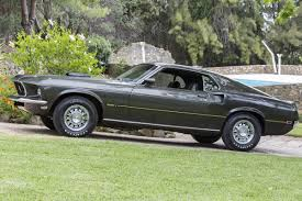 Black Mustang Mach 1 1969 Ford Mustang 428 Super Cobra Jet Mach 1 Coys Of Kensington