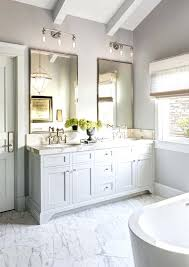 mirror ideas for bathroom bathroom vanity mirror ideas soultech co